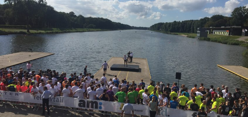 Finance Run 2016 Bosbaan Amstelveen