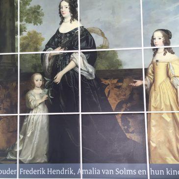 Oranjezaal paleis Huis ten Bosch twee maanden te bezichtigen